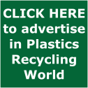 Advertise in Plastics Recycling World